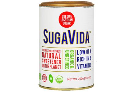 Innovation Insight: SugaVida Natural Sweetener