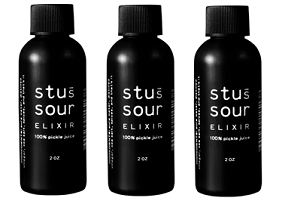 Innovation Insight: Stu's Sour Elixir 100% Pickle Juice