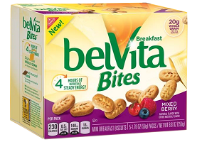 Innovation Insight: Bel Vita Bites Breakfast Biscuits