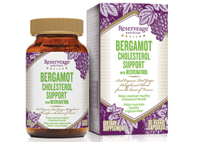 Innovation Insight: Reserveage Bergamot Cholesterol Support with Resveratrol