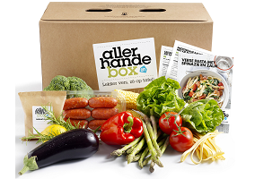 Netherlands: Albert Heijn launches recipe boxes