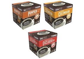 USA: 7-Eleven launches private label coffee pods