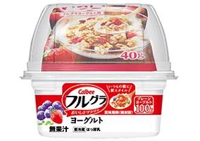 Japan: Calbee enters the yoghurt category