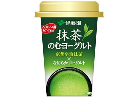 Japan: Ito En launches matcha-flavoured yoghurt drink