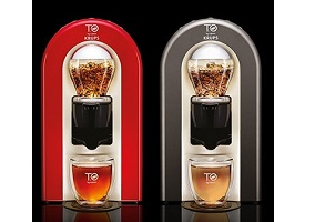 france unilever launches lipton tea capsule system gama. Black Bedroom Furniture Sets. Home Design Ideas