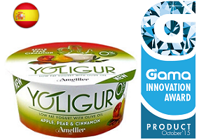 Gama Innovation Award: Ametller Yoligur