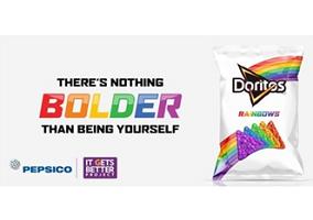 USA: PepsiCo launches Doritos Rainbows