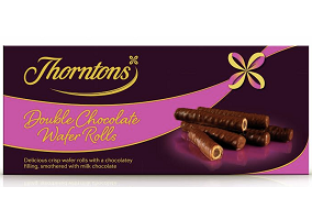 UK: Thorntons brand enters the biscuits category