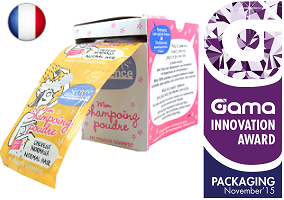 Gama Innovation Award: Secrets De Provence Powder Shampoo