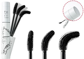 South Korea: Too Cool For School introduces mascara with adjustable brush