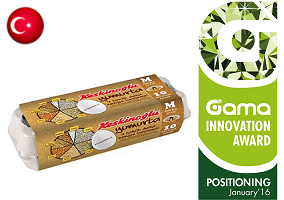 Gama Innovation Award: Keskinoglu Seven Grain Fed Eggs