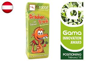 Gama Innovation Award: FitRabbit Organic Dragon Drink