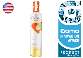 Gama Innovation Award: Thrive Culinary Algae Oil