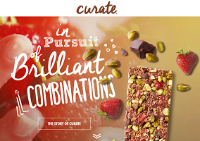 USA: Abbott launches Curate snack brand