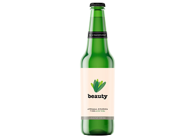 Beer made 'beautiful' with aloe vera launch