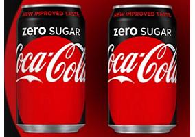 UK: Coca-Cola to launch Coca-Cola Zero Sugar