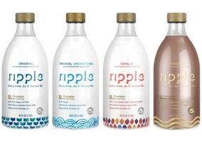 USA: Ripple Foods launches pea-based dairy alternative drink