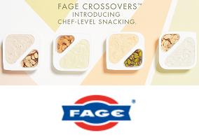 USA: Fage launches yoghurt with sweet and savoury toppings