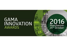 Gama Innovation Awards 2016