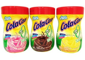 Chile: Idilia Foods launches Cola Cao sweetened with stevia