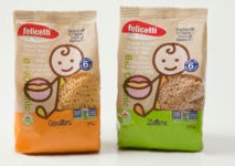 Canada: Felicetti launches pasta for babies