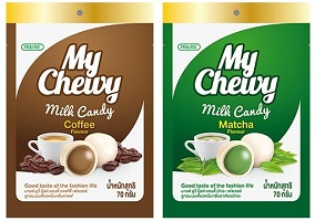 Thailand: Prairie Marketing launches My Chewy confectionery brand