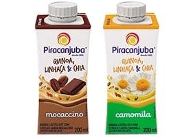 Brazil: Piracanjuba launches quinoa, flax and chia drink