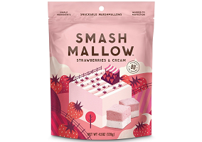 "USA: Sonoma Brands launches SmashMallow ""snackable marshmallows"""