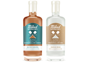 UK: Naked Marshmallow launches dessert flavoured spirits
