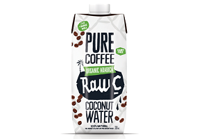 Australia: Raw C launches coconut water with organic coffee