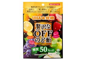Japan: UHA Mikakuto launches 'fat-absorbing' lozenges