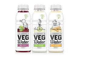 UK: JF Rabbit to launch vegetable water