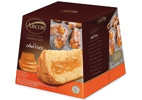 Brazil: Arcor releases churros flavour panettone