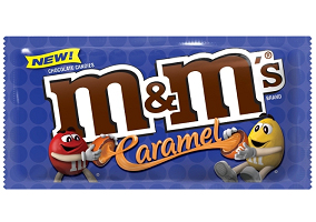 USA: Mars to launch M&M's Caramel