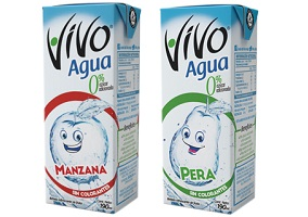 Chile: Carozzi launches Vivo water with fruit juice
