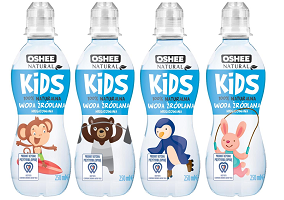 Poland Oshee Launches Spring Water For Children Gama