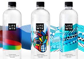 USA: PepsiCo launches LIFEWTR brand