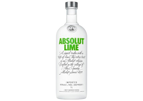 USA: Pernod Ricard launches Absolut Lime Vodka