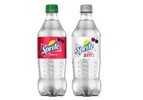 USA: Coca Cola launches Sprite Cherry & Cherry Zero