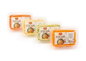 USA: Del Monte launches vegetable noodles