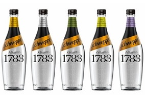 Uk Coca Cola Launches Schweppes 1783 Gama