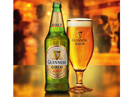 bd7ac9717c Guinness Nigeria, a subsidiary of UK alcoholic drinks giant Diageo, has  unveiled the launch of Guinness Gold, a new lager designed especially for  the ...